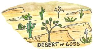 desert of loss